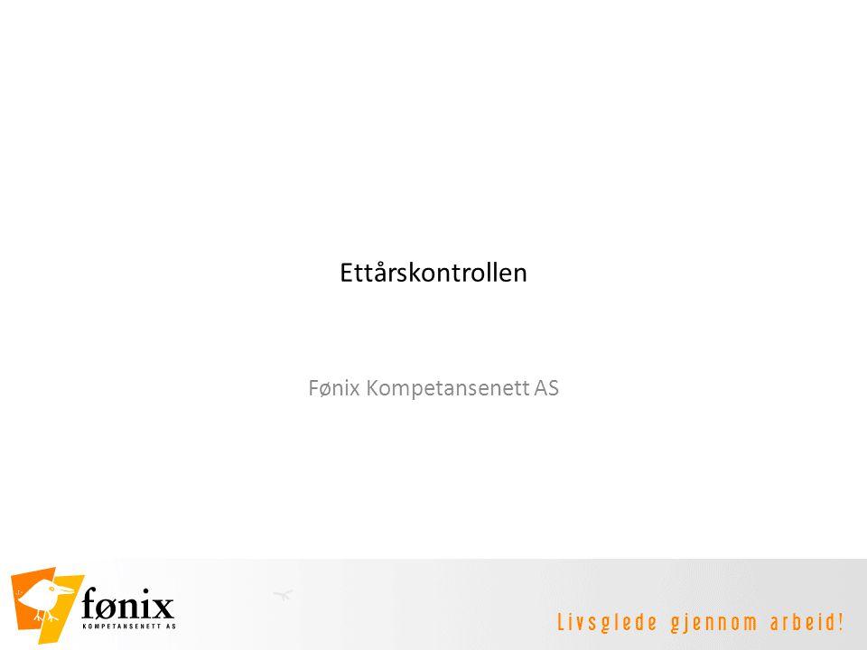 Fønix Kompetansenett AS