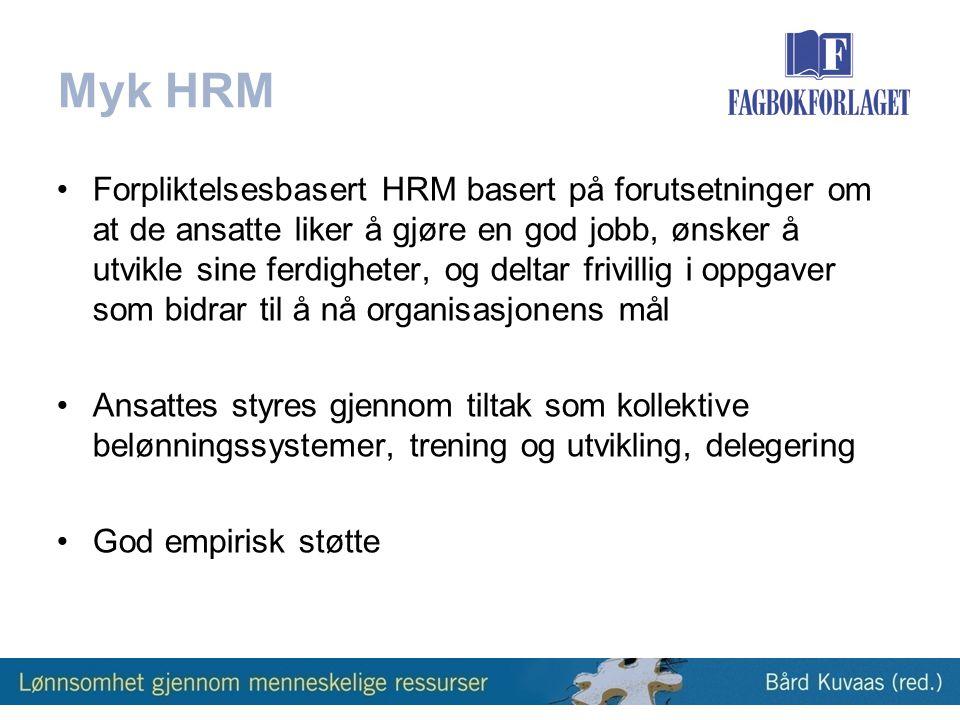 Myk HRM