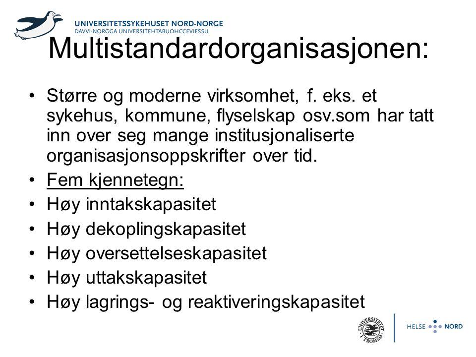 Multistandardorganisasjonen: