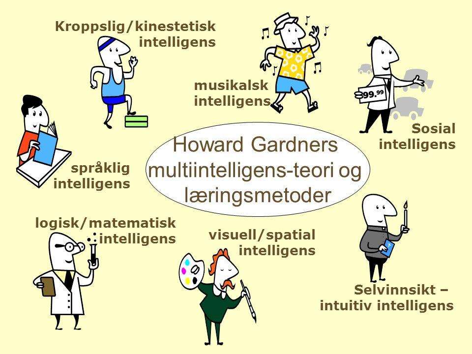 multiintelligens-teori og