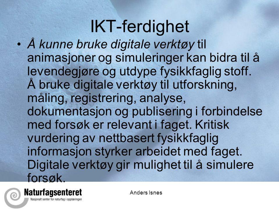 IKT-ferdighet