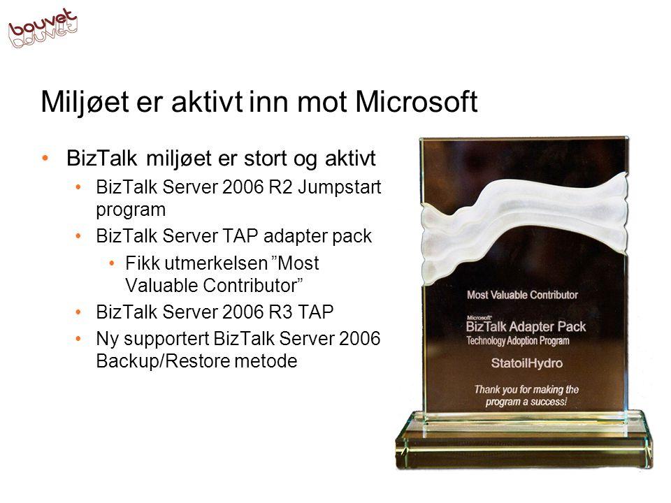 Miljøet er aktivt inn mot Microsoft