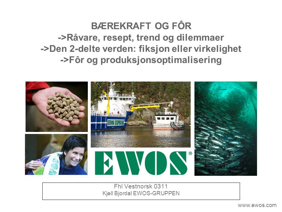 Fhl Vestnorsk 0311 Kjell Bjordal EWOS-GRUPPEN