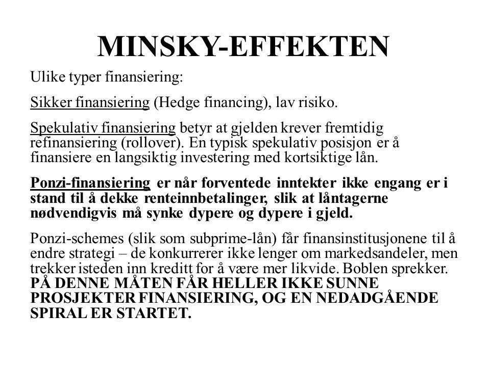 MINSKY-EFFEKTEN