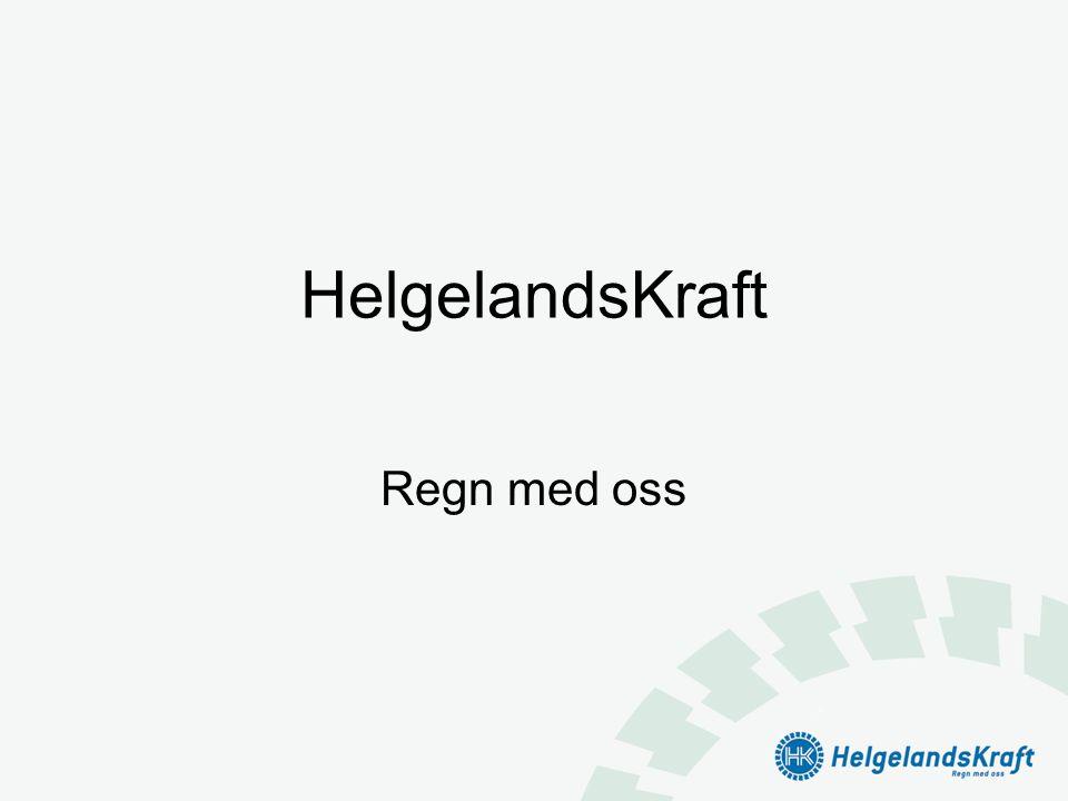 HelgelandsKraft Regn med oss