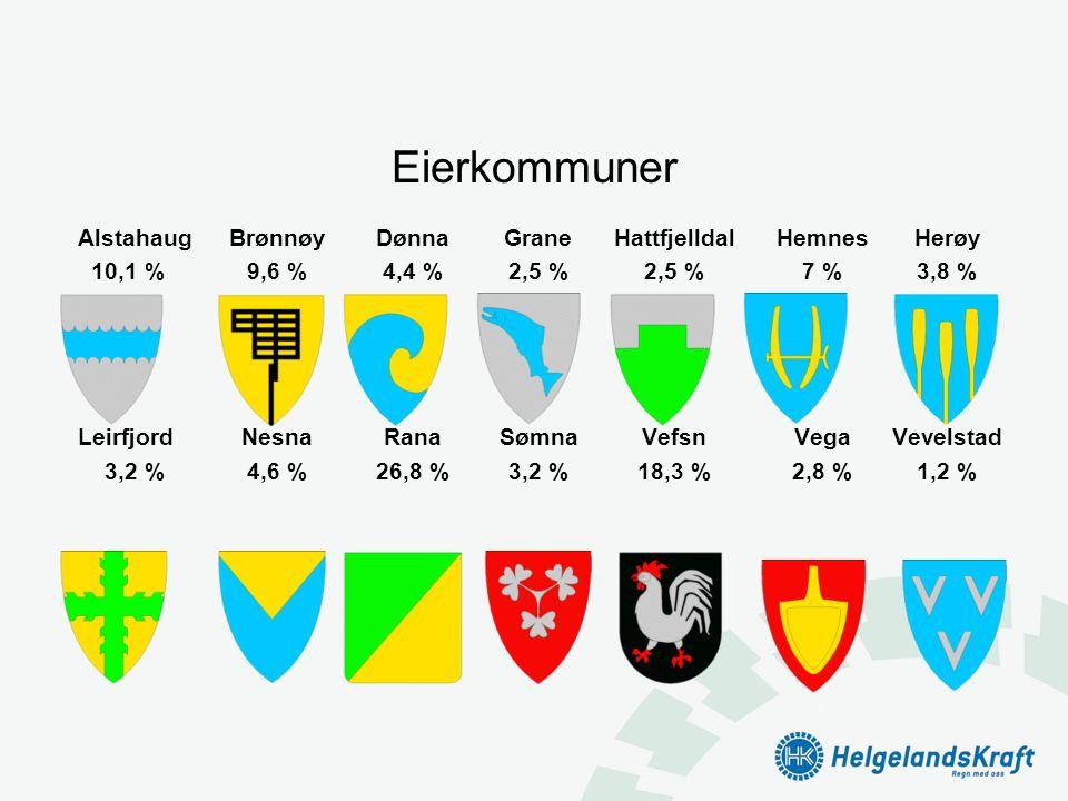 Eierkommuner Alstahaug Brønnøy Dønna Grane Hattfjelldal Hemnes Herøy