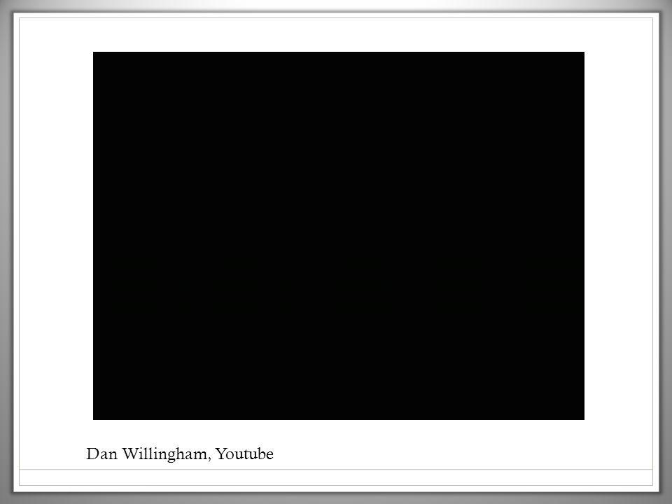 Dan Willingham, Youtube