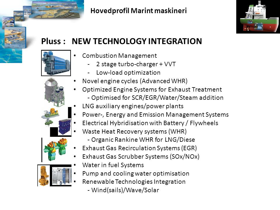 Pluss : NEW TECHNOLOGY INTEGRATION