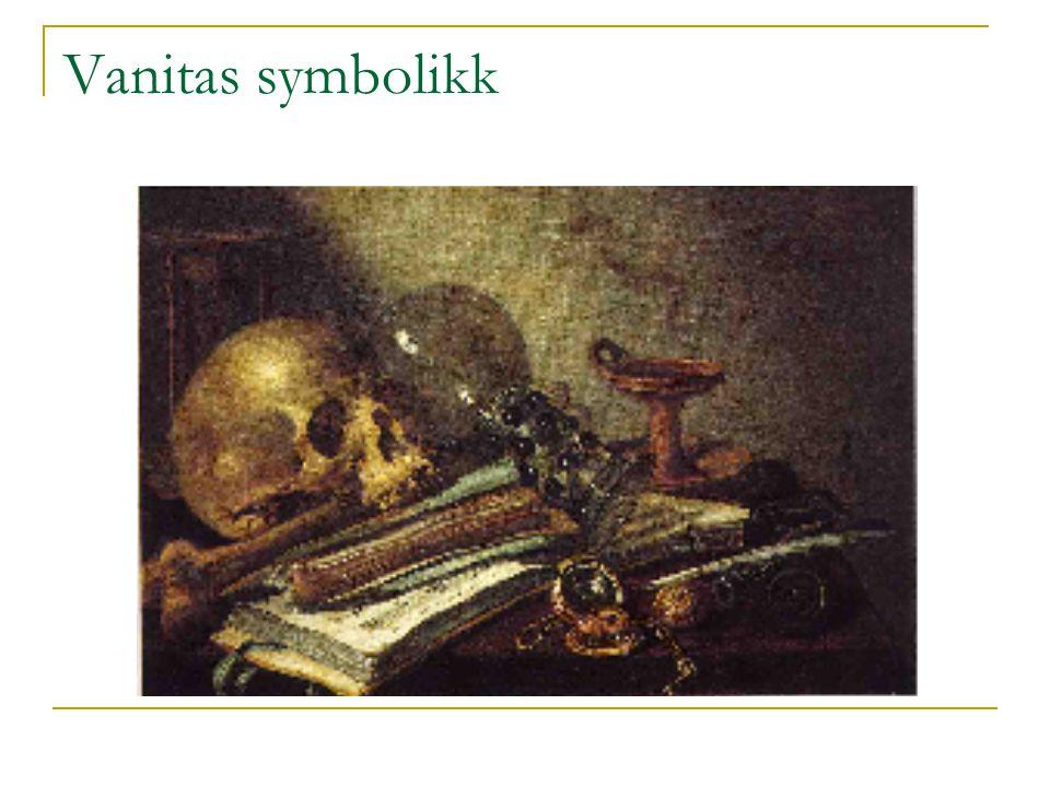Vanitas symbolikk