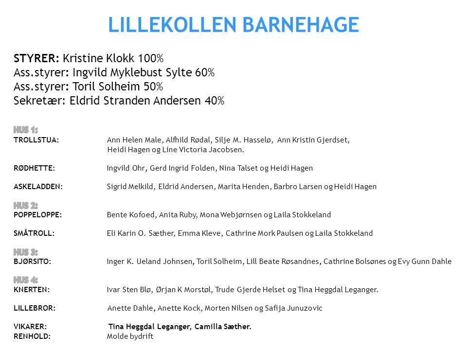 LILLEKOLLEN BARNEHAGE