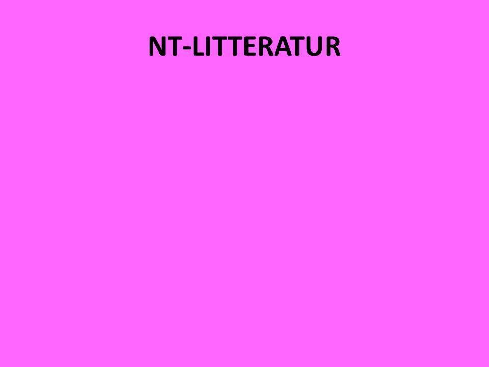 NT-LITTERATUR