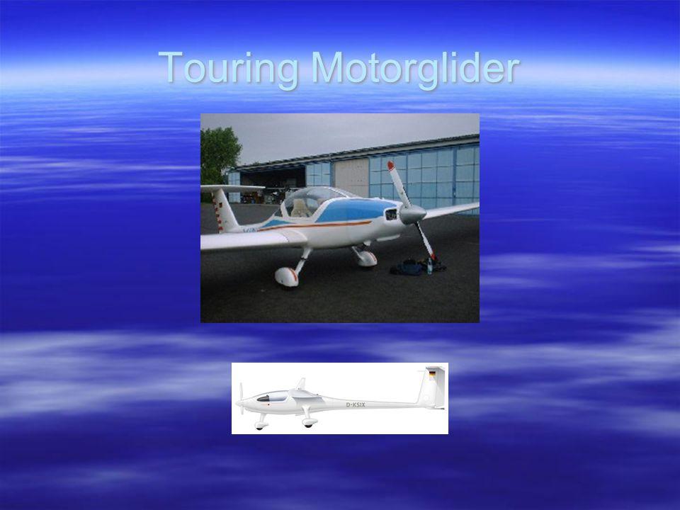 Touring Motorglider