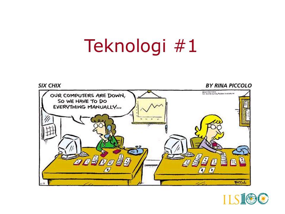 Teknologi #1