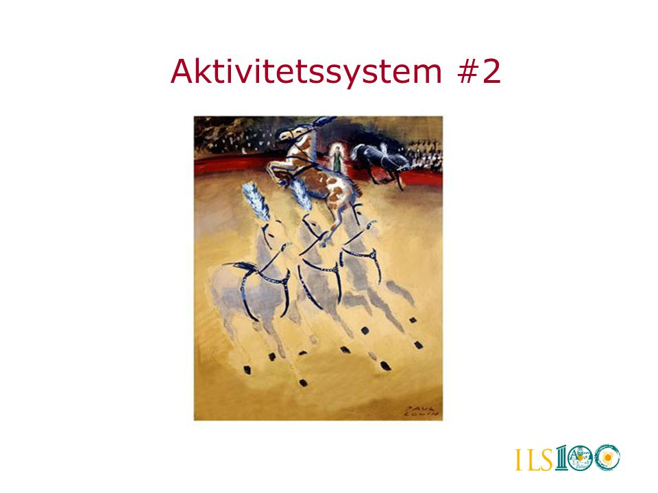 Aktivitetssystem #2