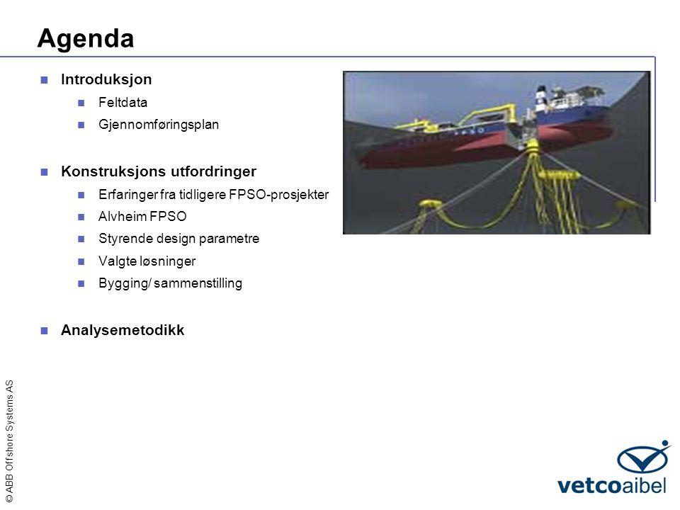 Agenda Introduksjon Konstruksjons utfordringer Analysemetodikk