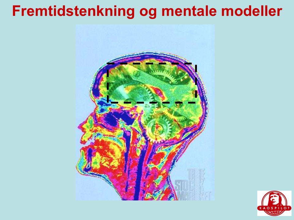 Fremtidstenkning og mentale modeller