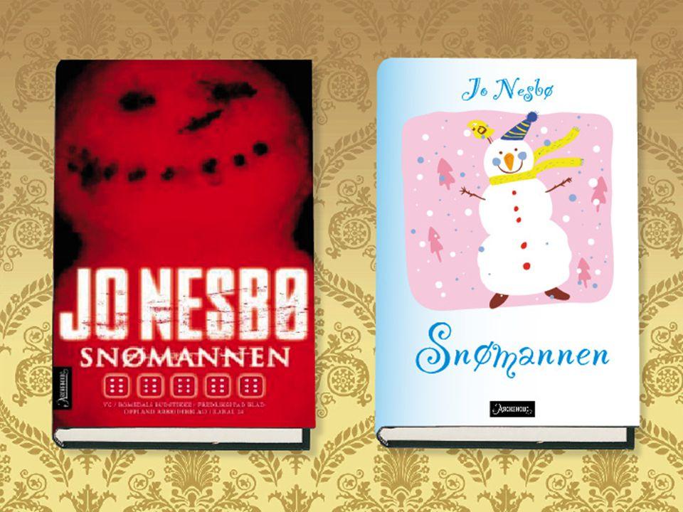 Jo Nesbø – 2 alternativer fra Keno 