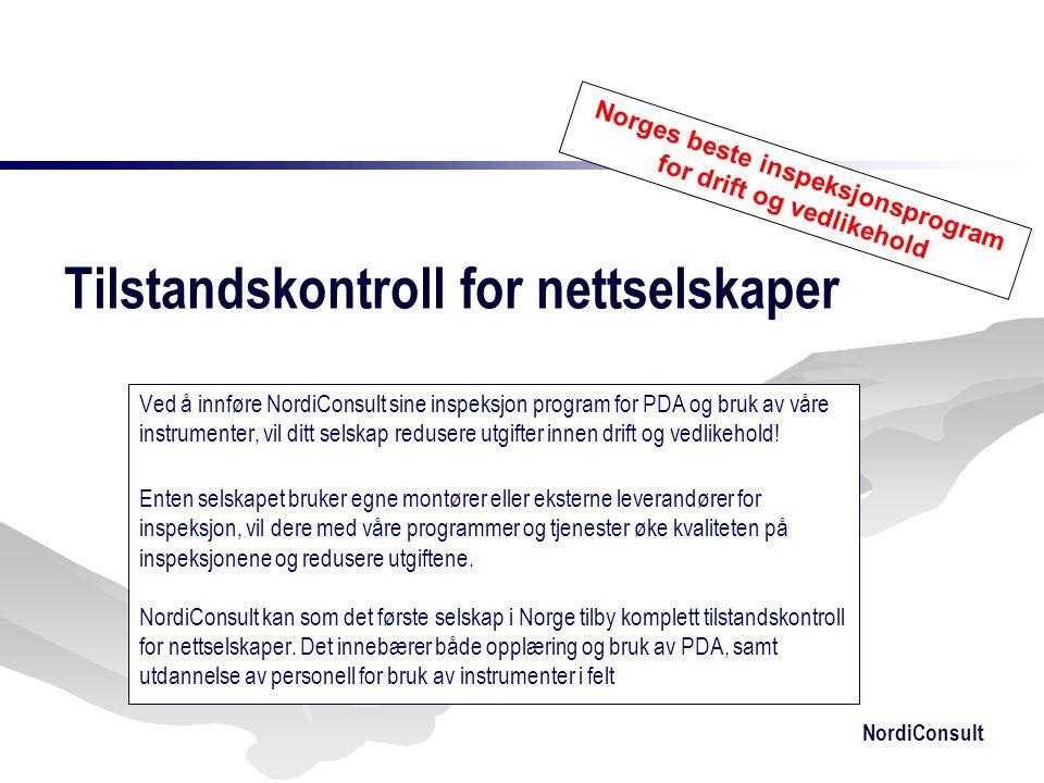 Tilstandskontroll for nettselskaper