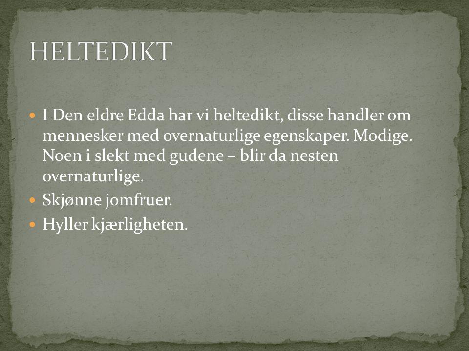HELTEDIKT