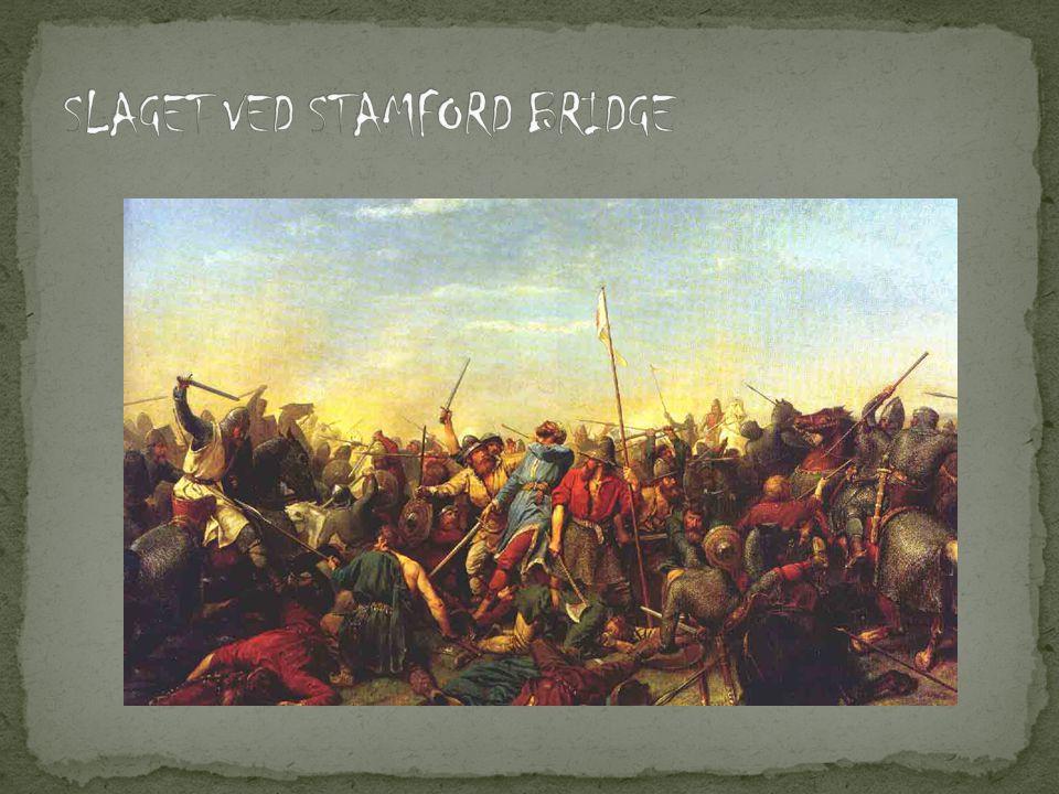 SLAGET VED STAMFORD BRIDGE