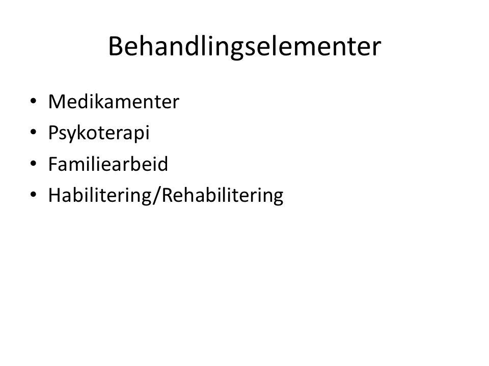 Behandlingselementer