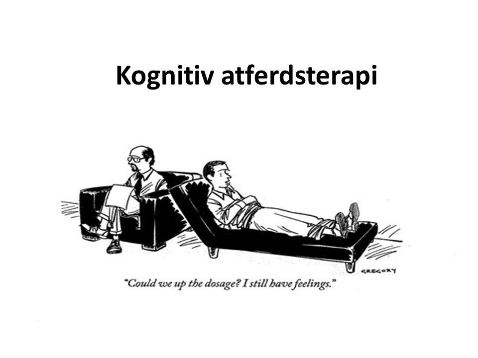 Kognitiv atferdsterapi