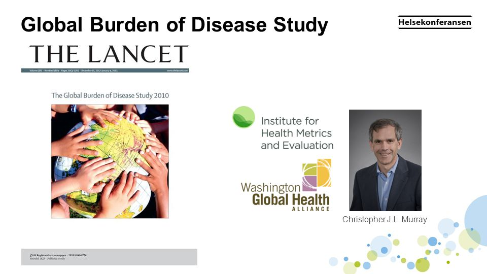 Global Burden of Disease Study