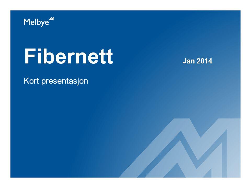 Fibernett Jan 2014 Kort presentasjon