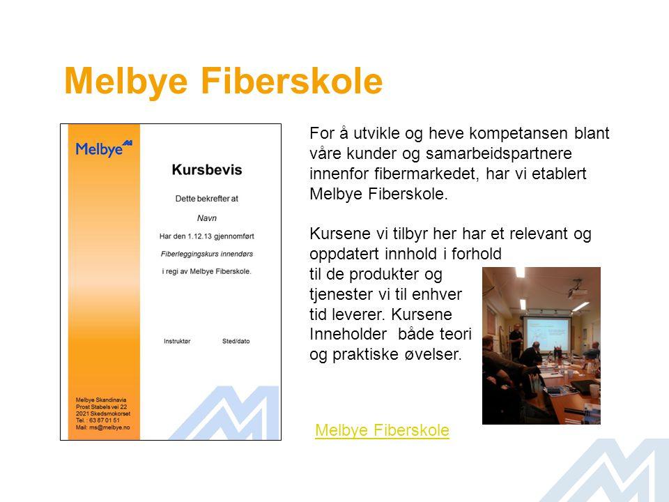 Melbye Fiberskole