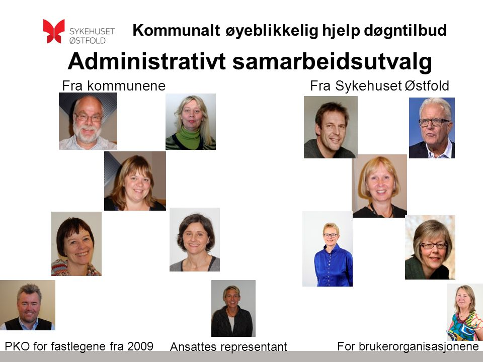 Administrativt samarbeidsutvalg
