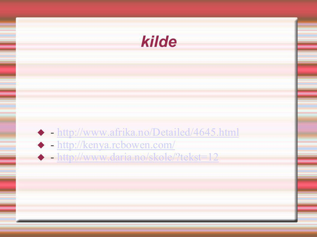 kilde - http://www.afrika.no/Detailed/4645.html
