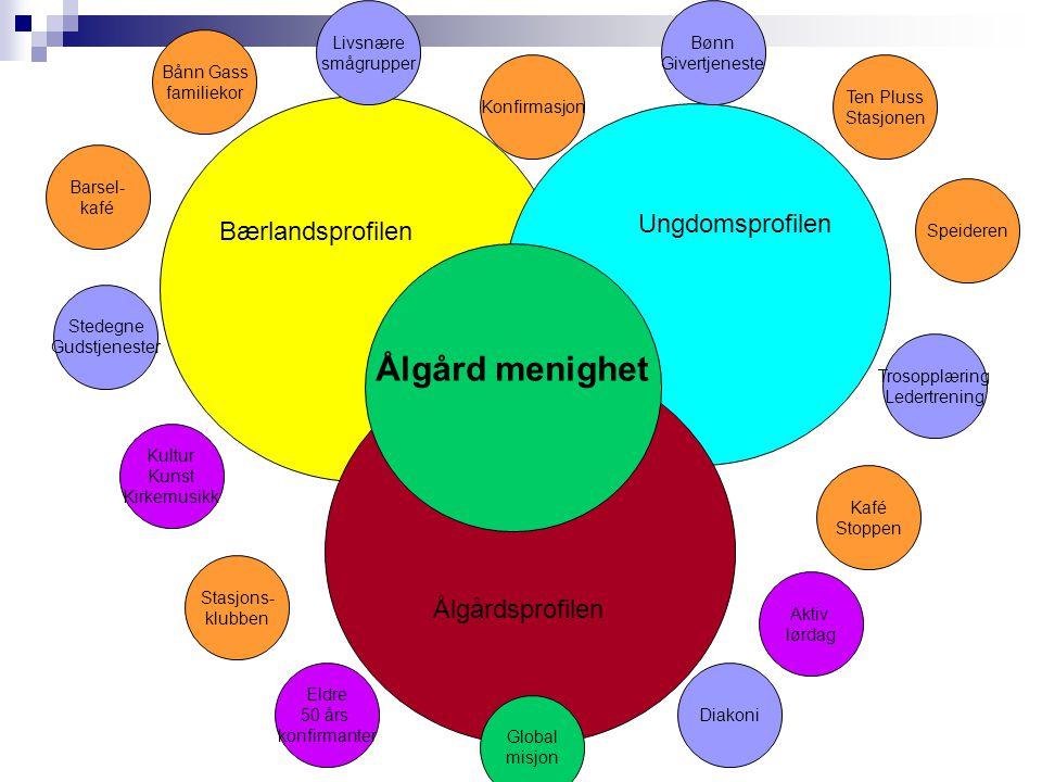 Ålgård menighet Ungdomsprofilen Bærlandsprofilen Ålgårdsprofilen
