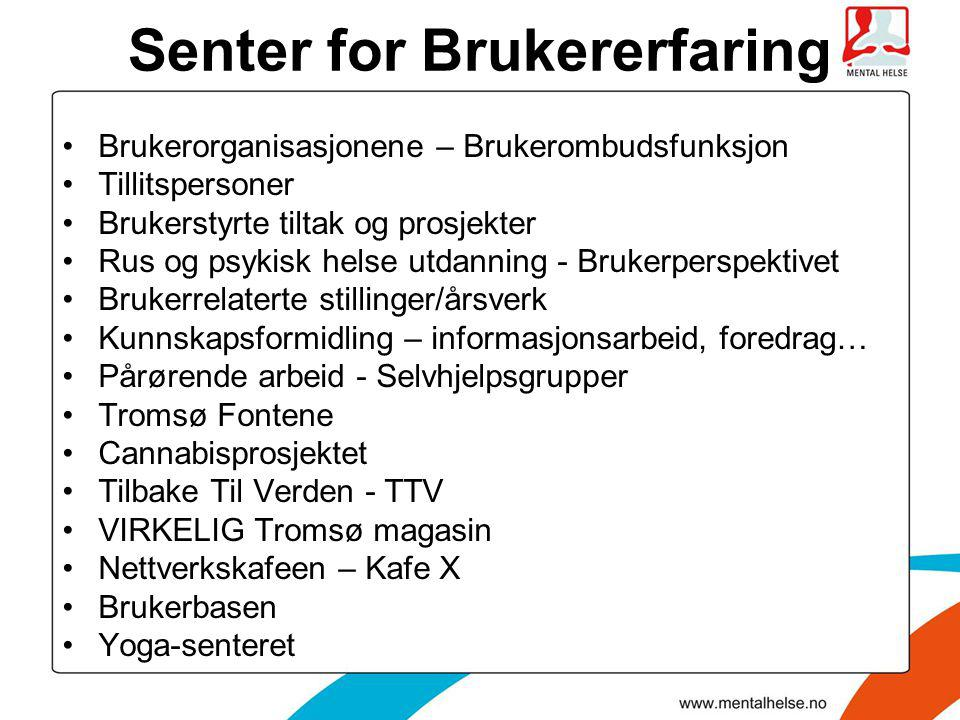 Senter for Brukererfaring