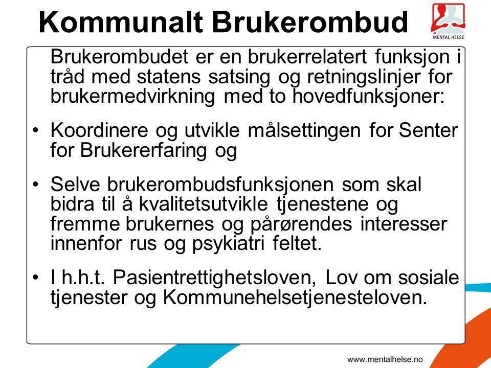 Kommunalt Brukerombud