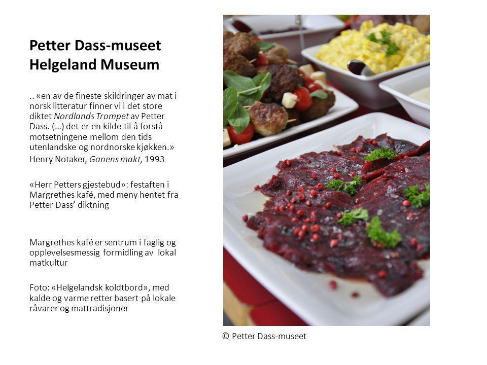 Petter Dass-museet Helgeland Museum