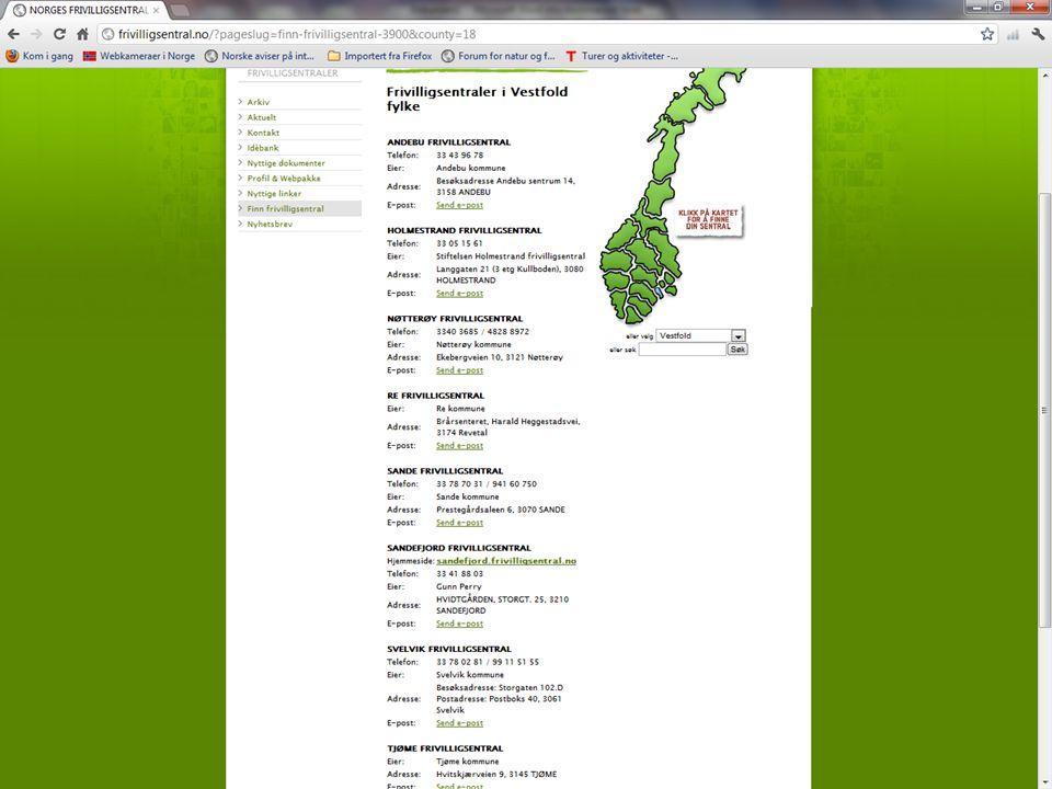 9 av 14 kommuner Horten og Larvik på vei, da gjenstår Lardal, Hof og Stokke