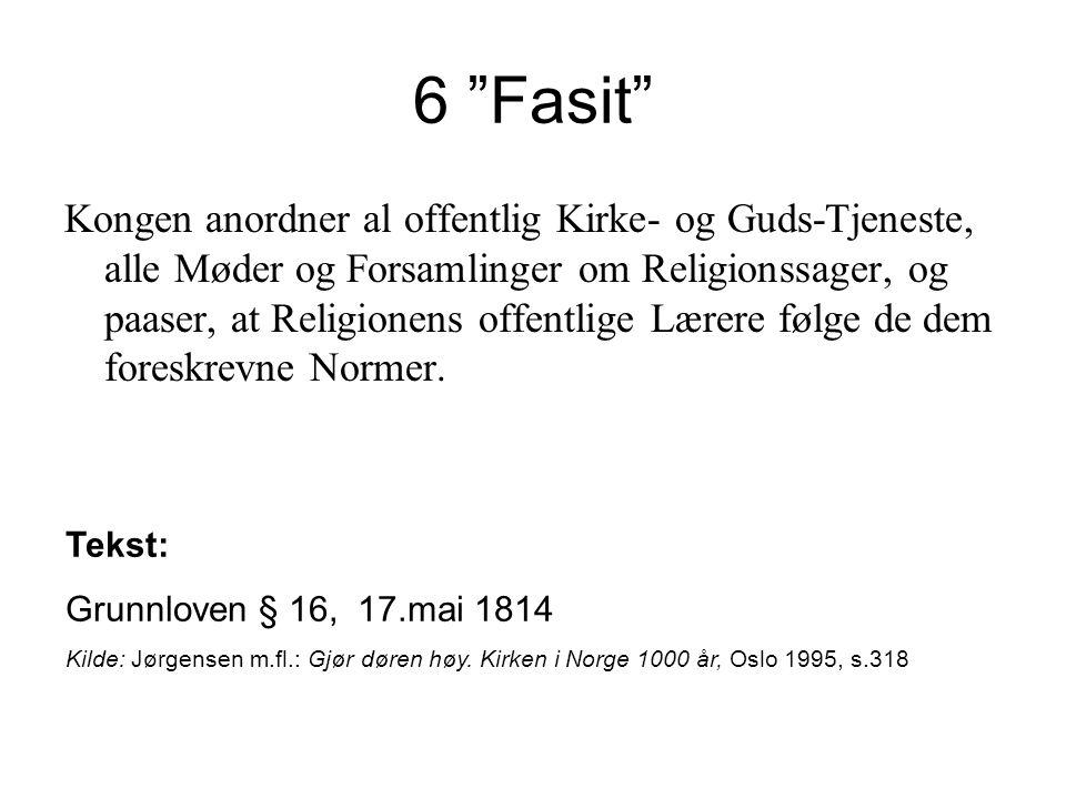 6 Fasit