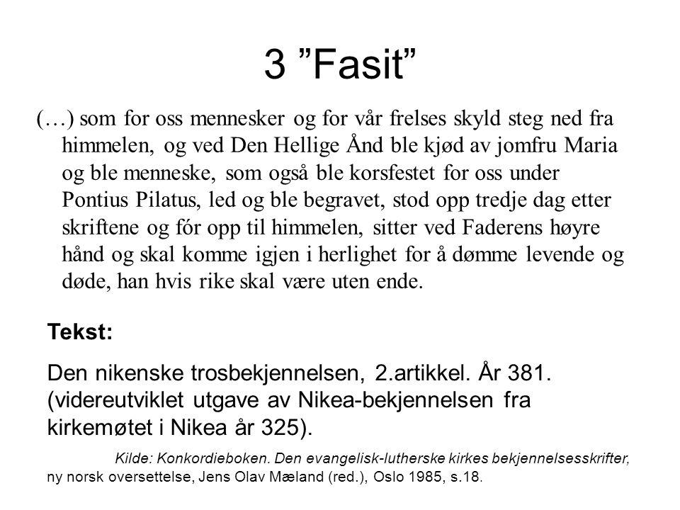 3 Fasit