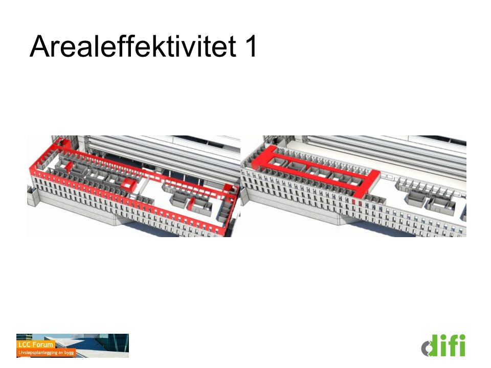 Arealeffektivitet 1