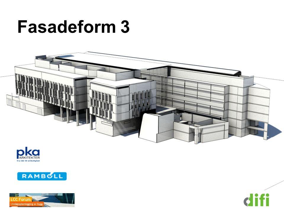 Fasadeform 3