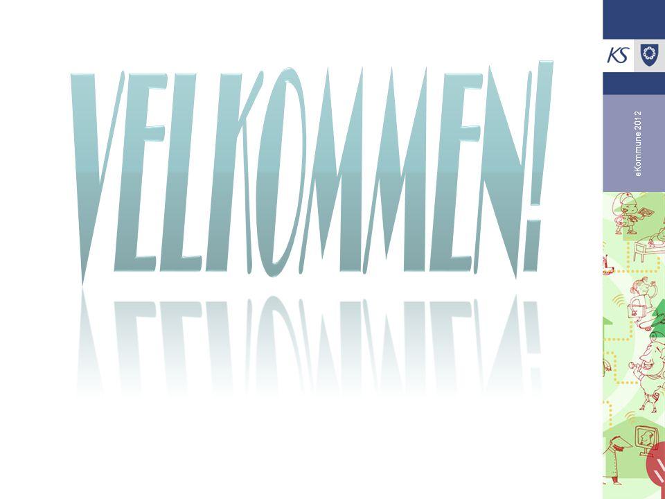 Velkommen! eKommune 2012