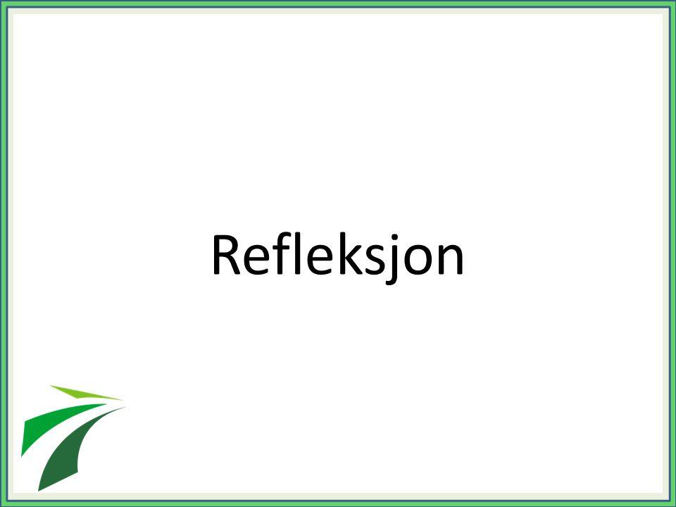 Refleksjon