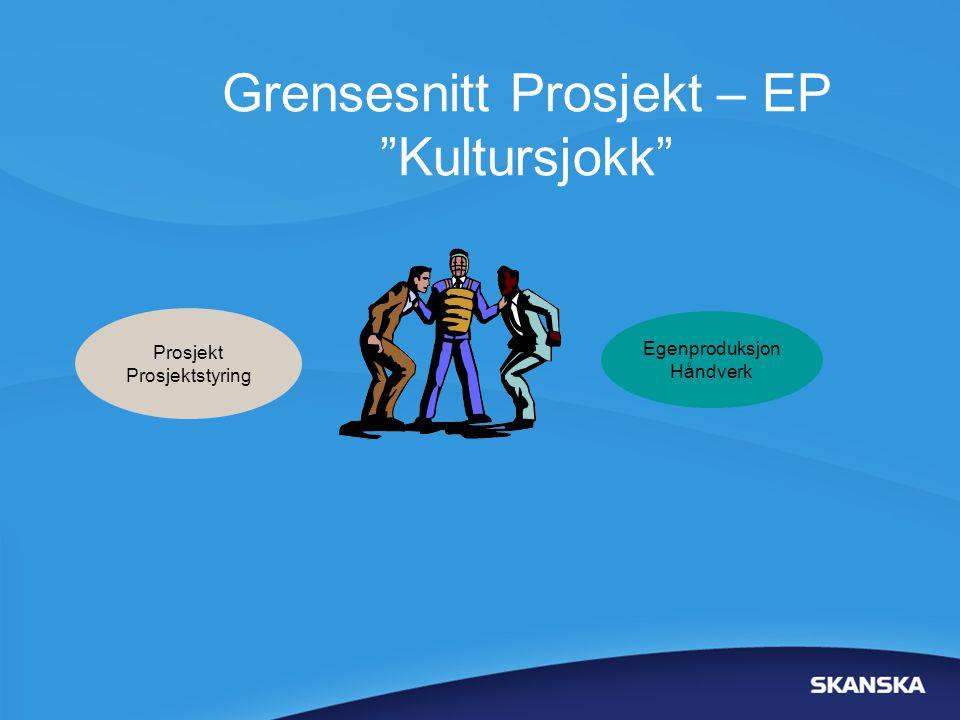Grensesnitt Prosjekt – EP Kultursjokk