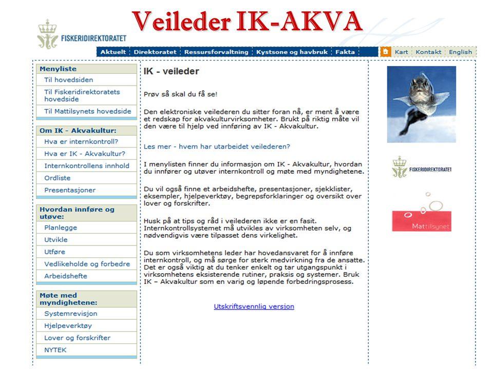 Veileder IK-AKVA