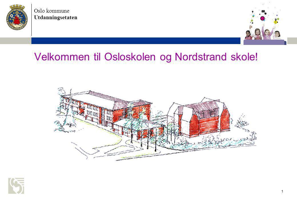 Velkommen til Osloskolen og Nordstrand skole!