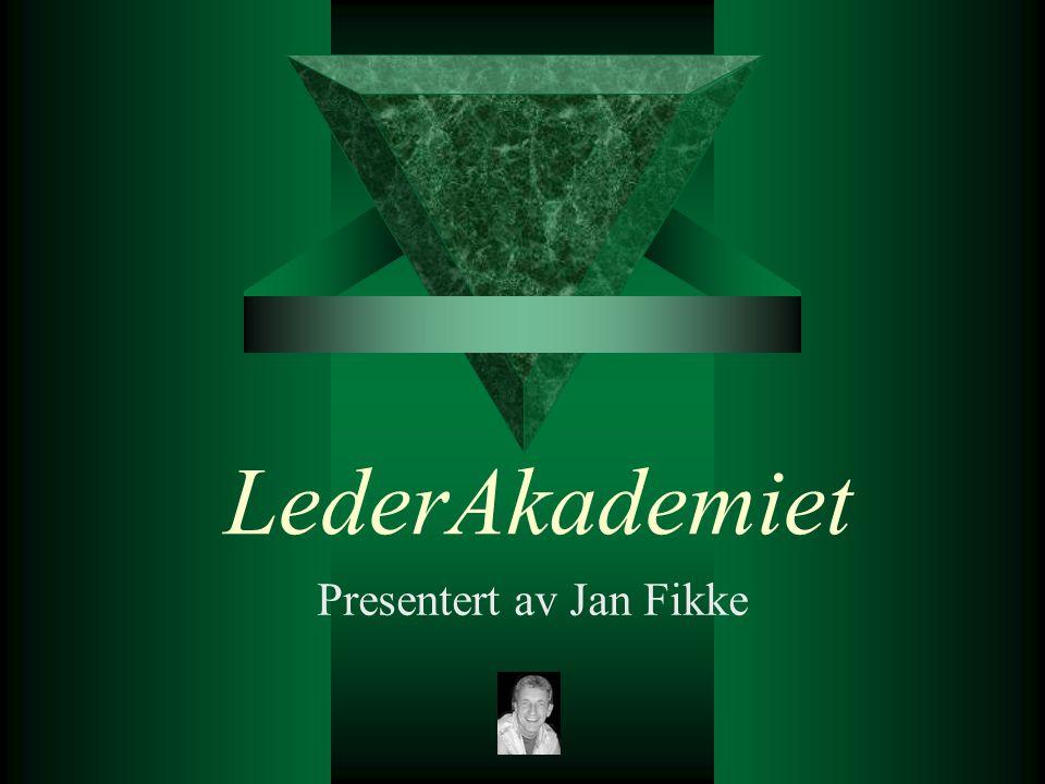Presentert av Jan Fikke