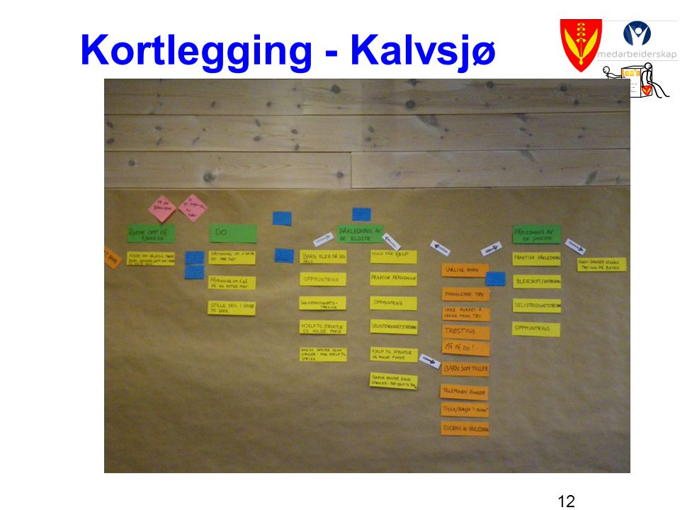 Kortlegging - Kalvsjø