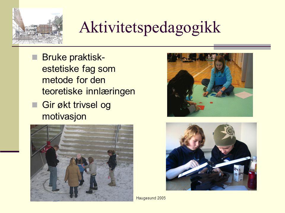 Aktivitetspedagogikk