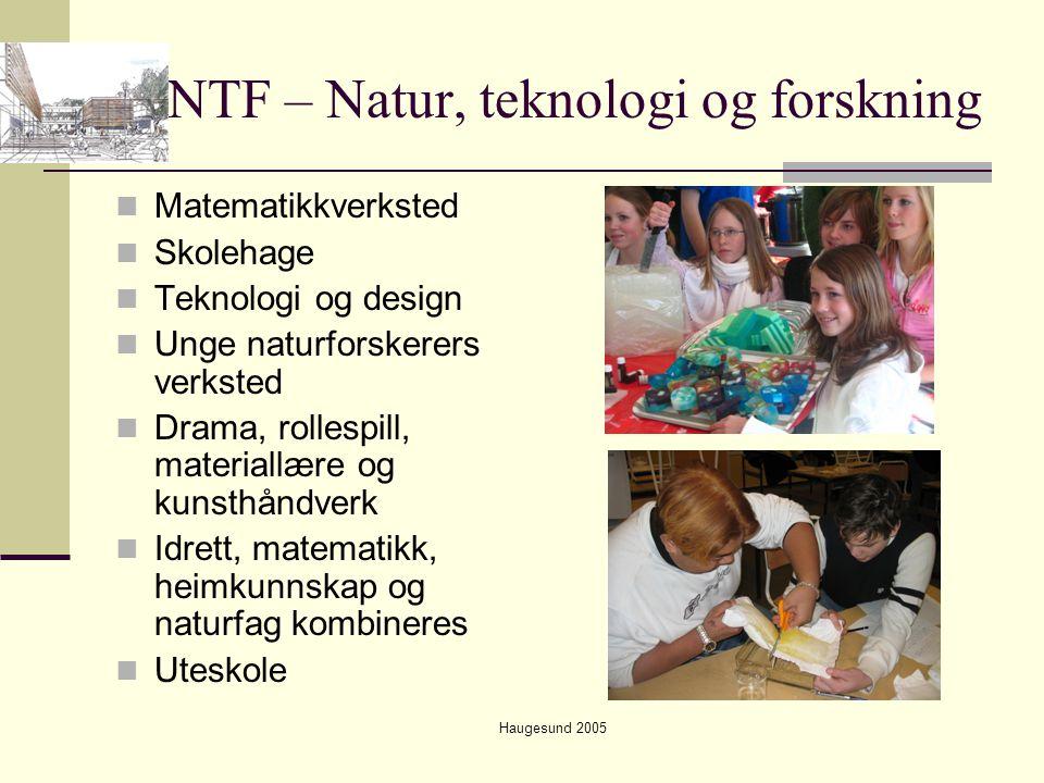 NTF – Natur, teknologi og forskning