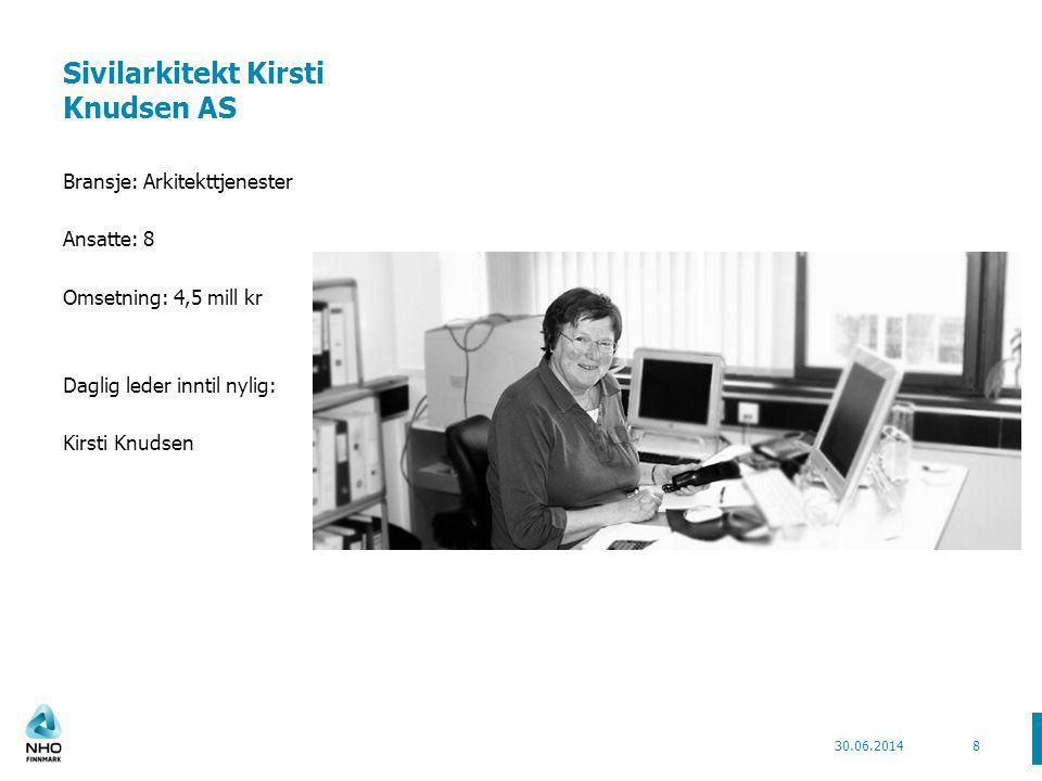 Sivilarkitekt Kirsti Knudsen AS